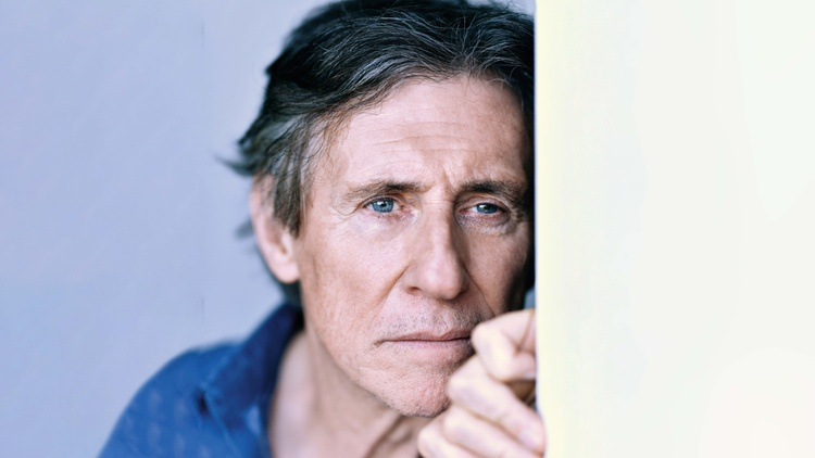 Gabriel Byrne: 'Walking With Ghosts'