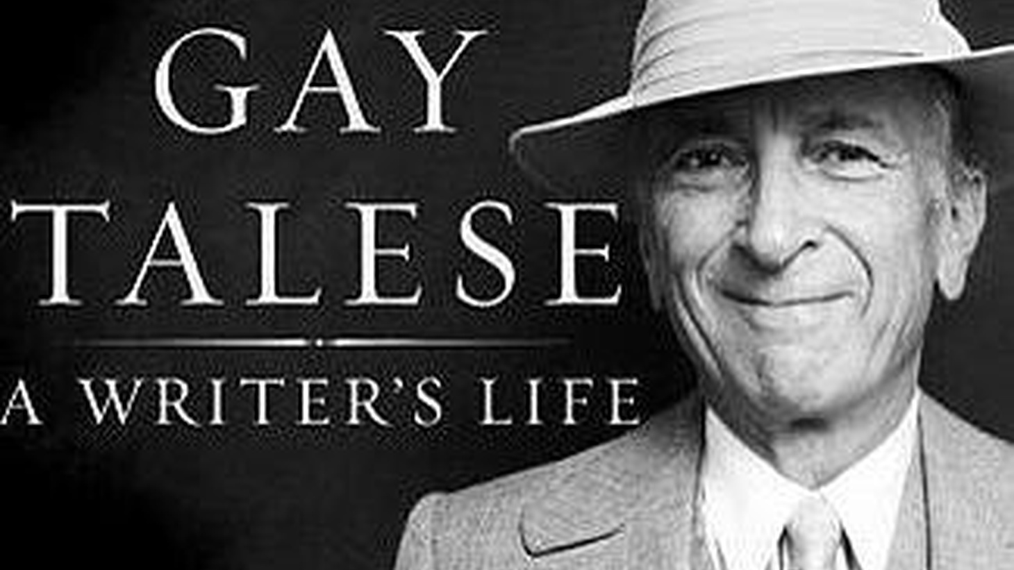 Writer Gay Talese's fame as a journalist began with his fine profiles for Esquire and continued with non-fiction books such as Honor Thy Father and Thy Neighbor's Wife. With his new book, A Writer's Life, he turns his eye on himself.