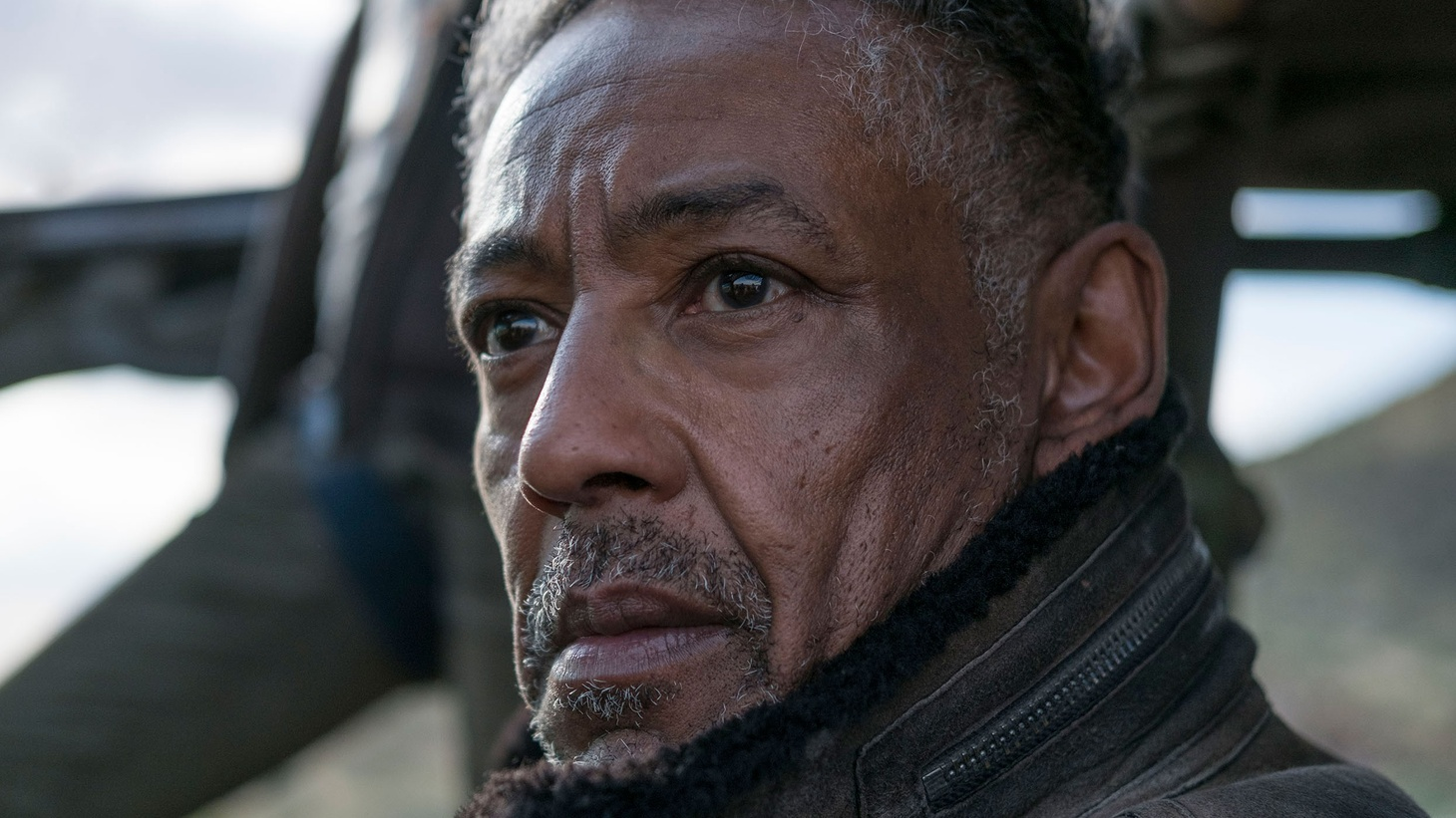 "Actor Giancarlo Esposito visits The Treatment to talk stepping into the dystopian world of ""Maze Runner: The Death Cure""."
