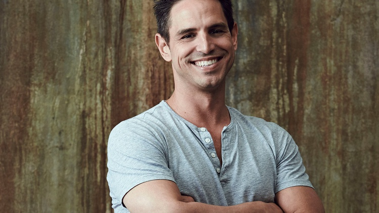 Prolific writer/producer Greg Berlanti (Arrow, The Flash) on how being Catholic and gay influences his storytelling.