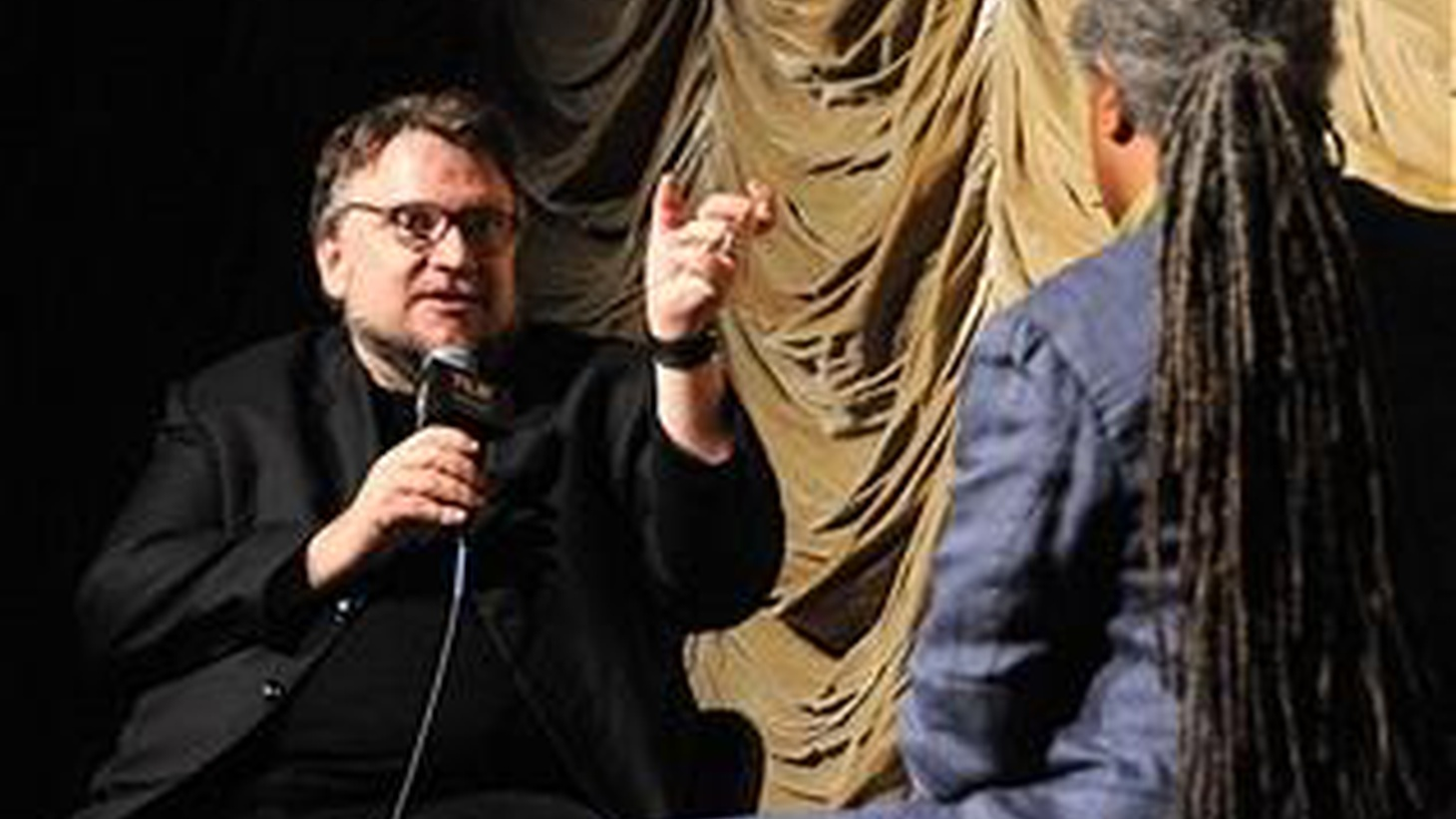 Guillermo del Toro joins Elvis for a Q&A after a screening ofPacific Rimat Film Independent at LACMA, to talk about his first film since 2008'sHellboy II.