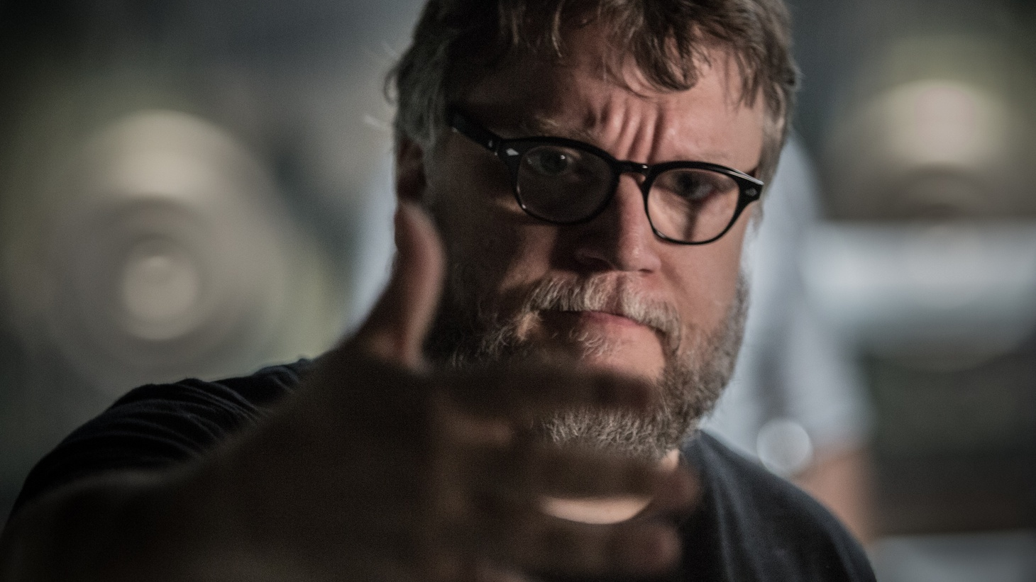 Director Guillermo del Toro talks love without boundaries in The Shape of Water.