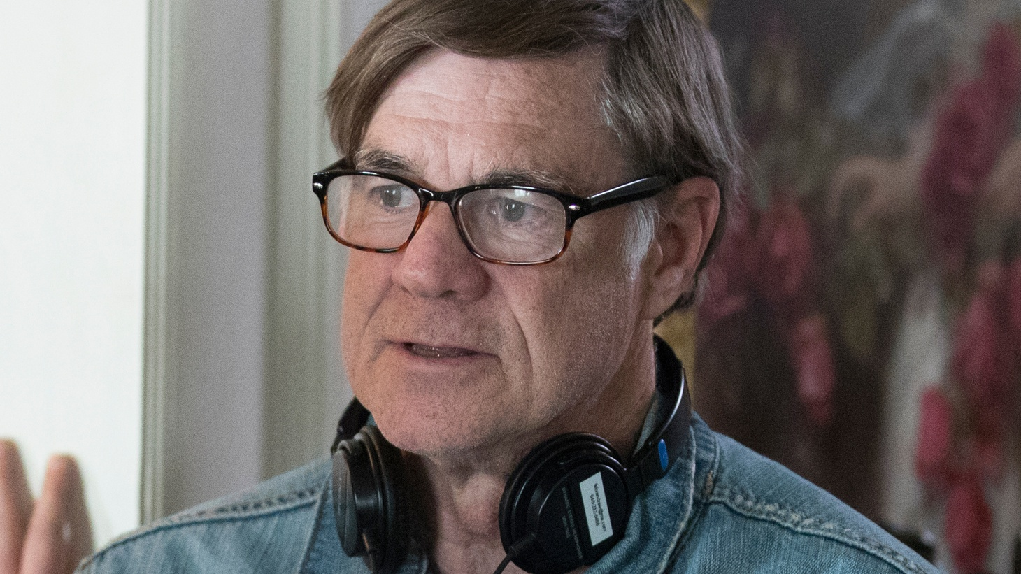 Director Gus Van Sant discusses his meticulous comedic casting in 'Don't Worry, He Won't Get Far On Foot.'