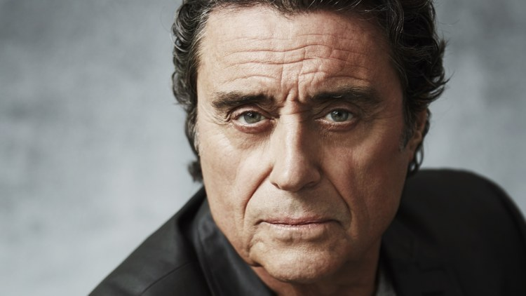 "English actor Ian McShane talks American history and filmmaking in ""Bolden""."