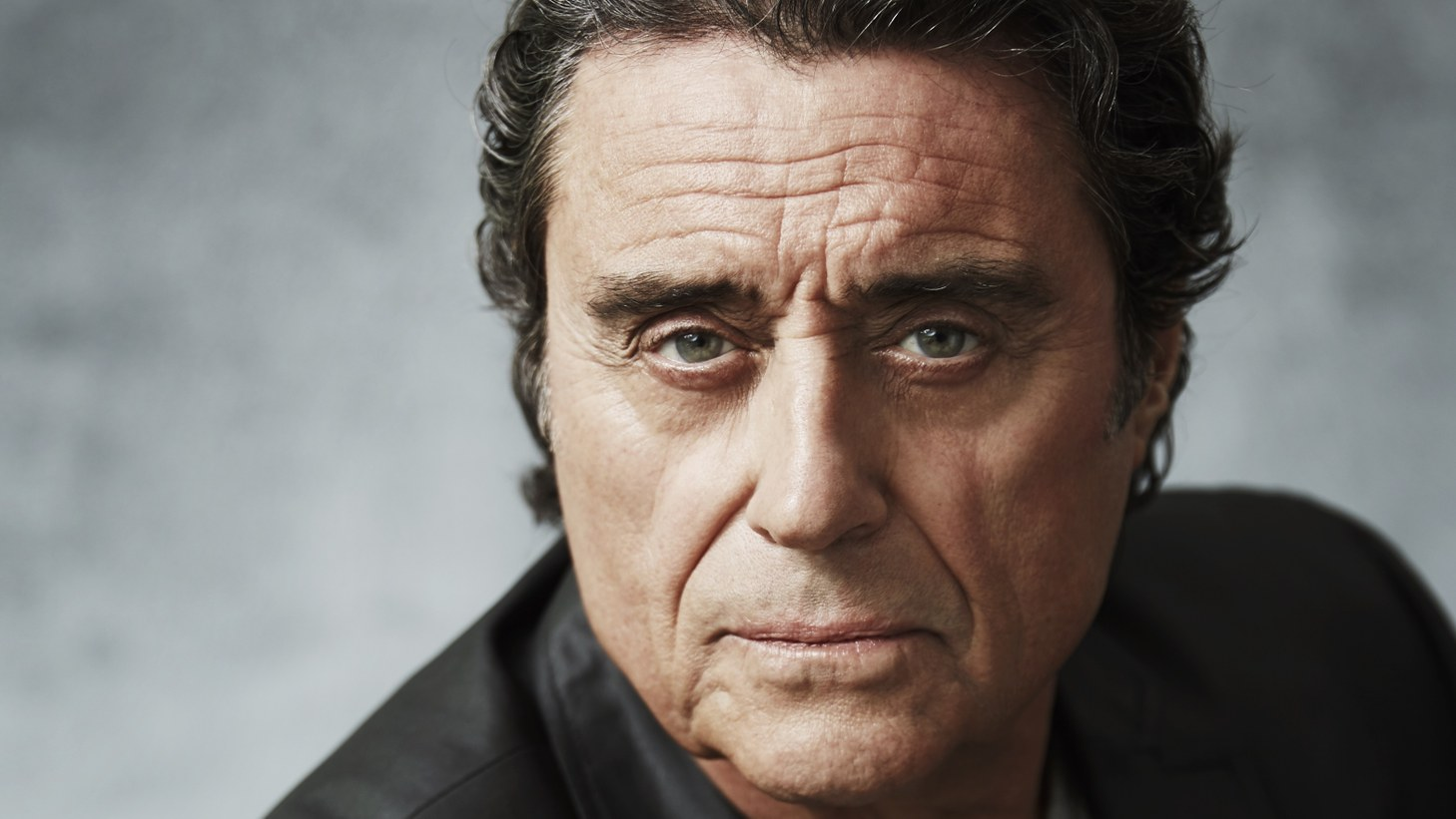 Actor and director, Ian McShane.