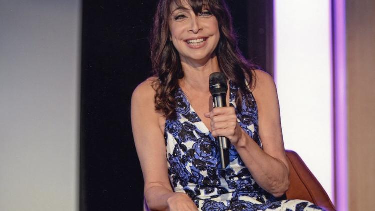 Actress Illeana Douglas stops by to discuss her eclectic life in and out of the movies as told in her memoir I Blame Dennis Hopper.