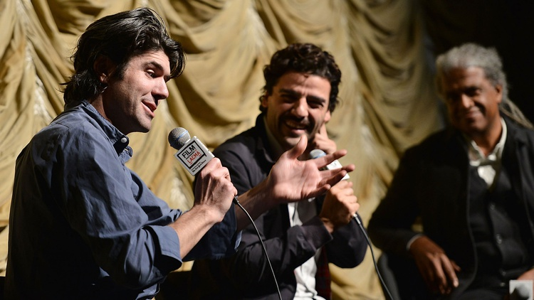 Writer/director J.C. Chandor and actor Oscar Isaac discuss their latest film, A Most Violent Year, in front of a live audience.