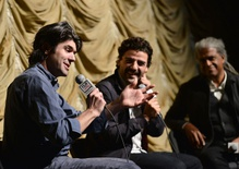 J.C. Chandor and Oscar Isaac: A Most Violent Year