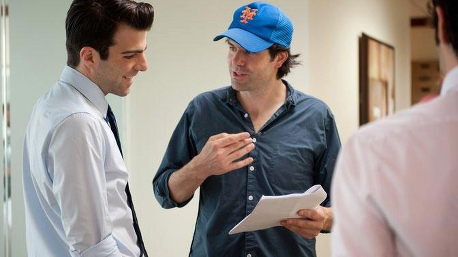 Writer and director J.C. Chandor's first film, Margin Call, was a hit at Sundance....