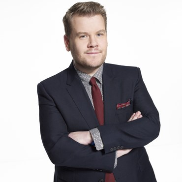 """How comedian James Corden's unknown status in America turned out to be pivotal in the success of """"The Late Late Show""""."""