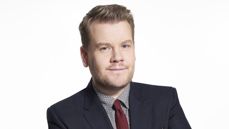 """James Corden: """"The Late Late Show''"""