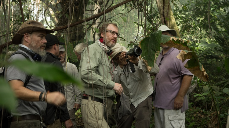 Director James Gray visits The Treatment to discuss the progressive life and mysterious disappearance of British explorer Percy Fawcett in The Lost City of Z.