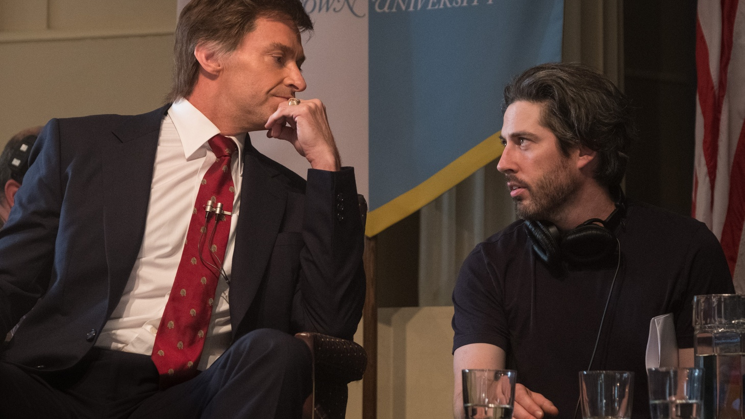 "Director, Jason Reitman, talks political ethics in ""The Front Runner."""