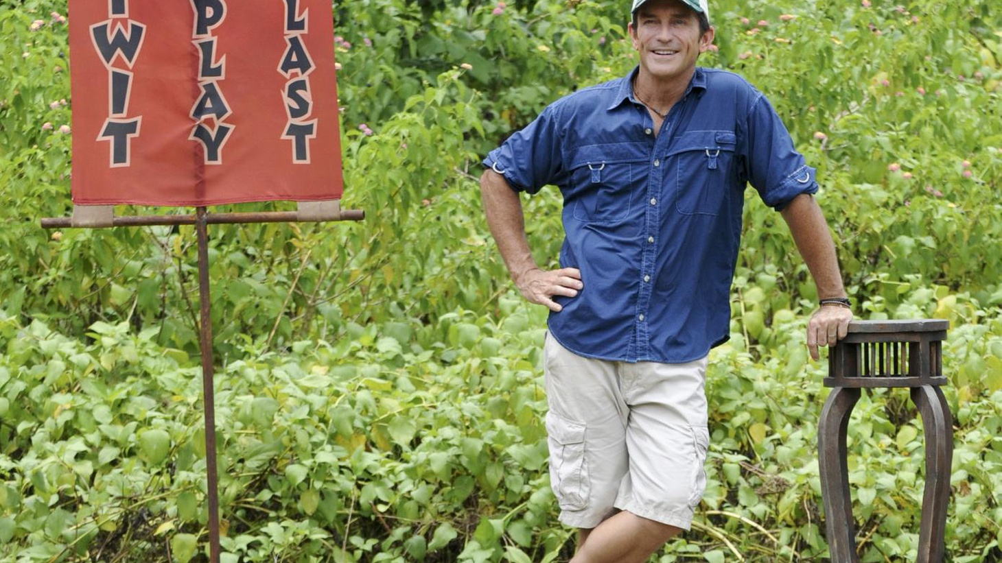 Emmy winning reality show host Jeff Probst talks strategy, storytelling, and Survivor.