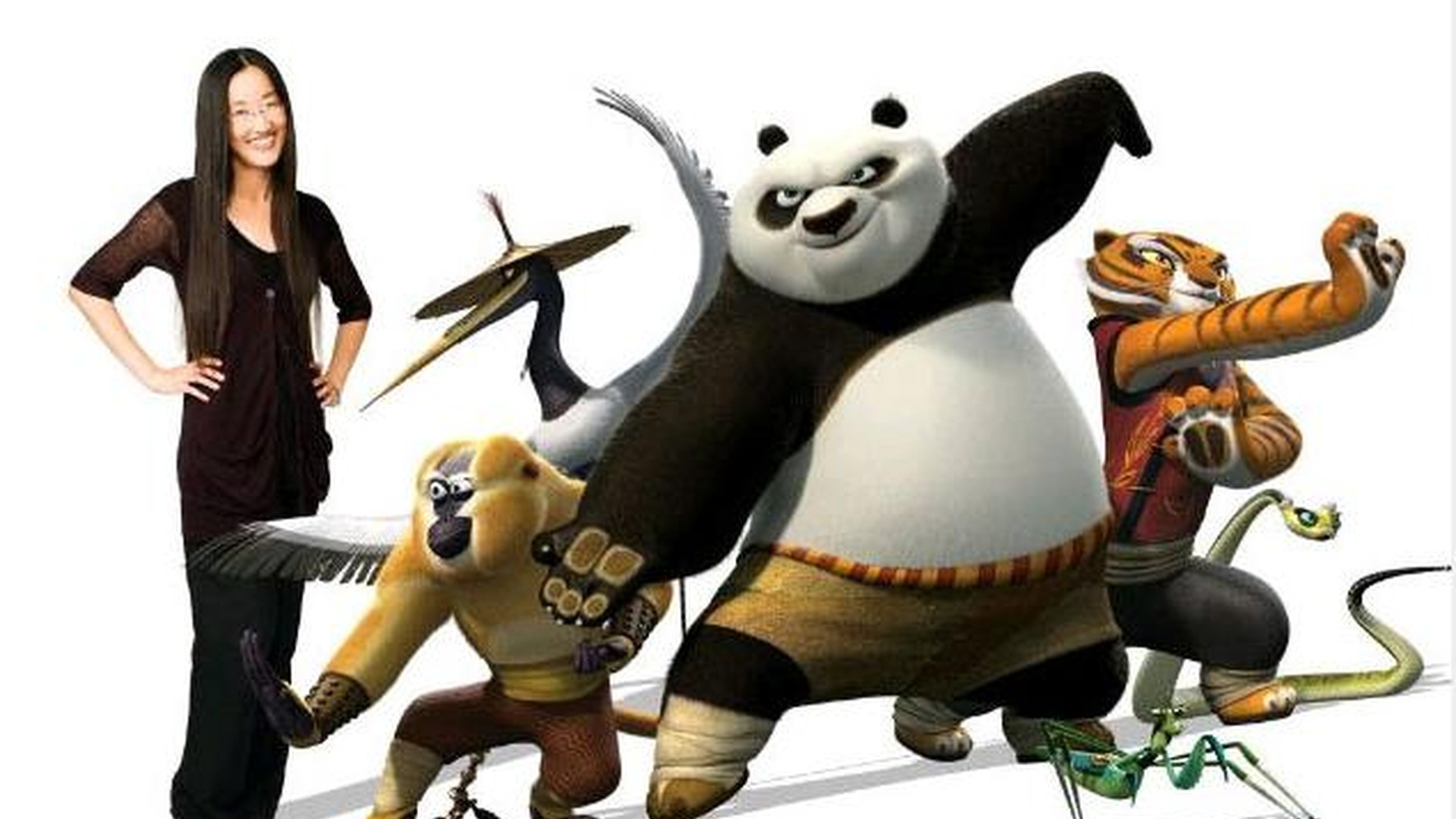 Jennifer Yuh Nelson has worked in animation with big emotional surprises hidden in action stories. She brings that interest to bear as director of Kung Fu Panda 2.