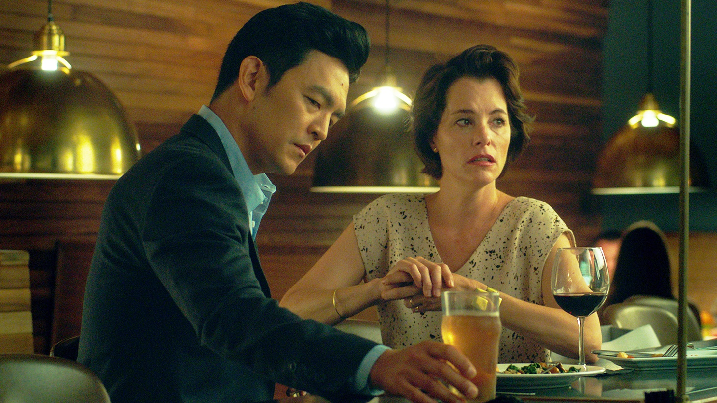 Actor John Cho joins Elvis to discuss his leading role in the romantic drama Columbus.