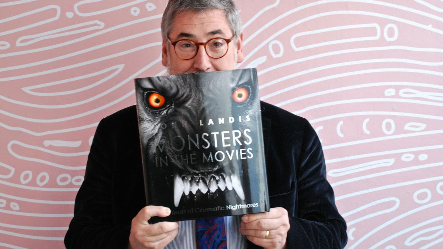 Elvis Mitchell talks to director John Landis about his new book, Monsters in the Movies, a visually rich history of the presence and evolution of monsters in film.