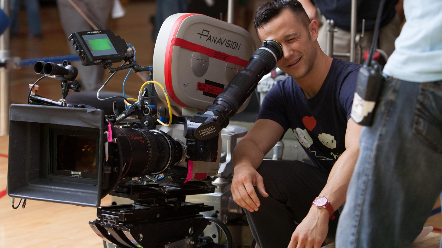 "Actor and first time writer/director Joseph Gordon-Levitt explains why ""Don Jon"" is not a movie about porn addiction."