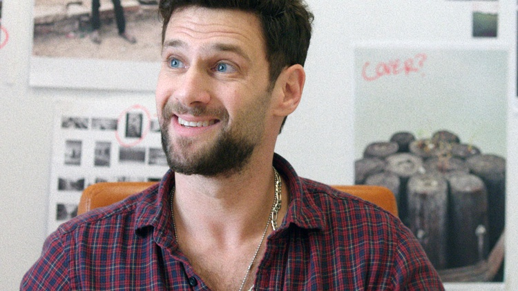 Actor Justin Bartha joins Elvis Mitchell in a discussion on his dark, provocative new film White Girl.