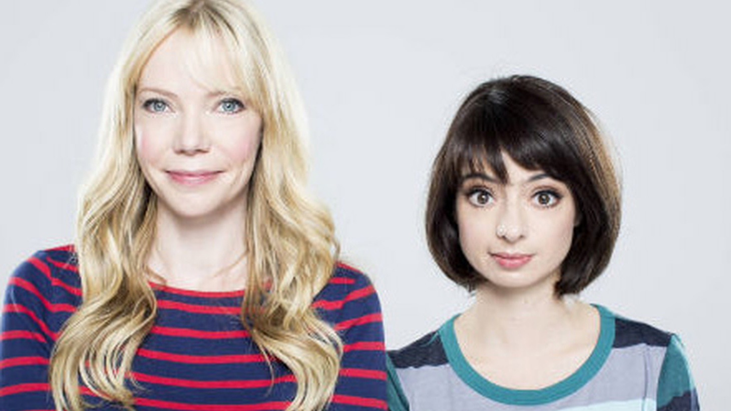Kate Micucci and Riki Lindhome, also known as Garfunkel and Oates, share stories from the road and talk about their new series on IFC.