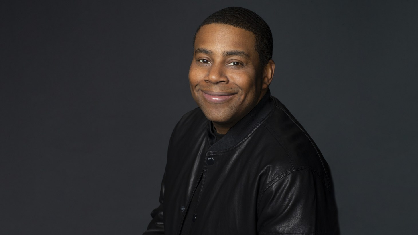 Actor and comedian, Kenan Thompson.