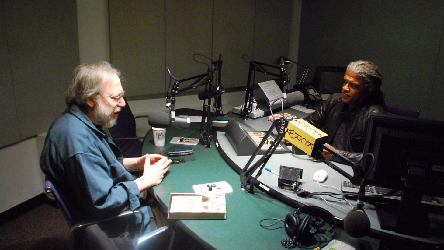 Elvis hosts writer-film critic Kenneth Turan to talk about his book Free for All: Joe Papp, The