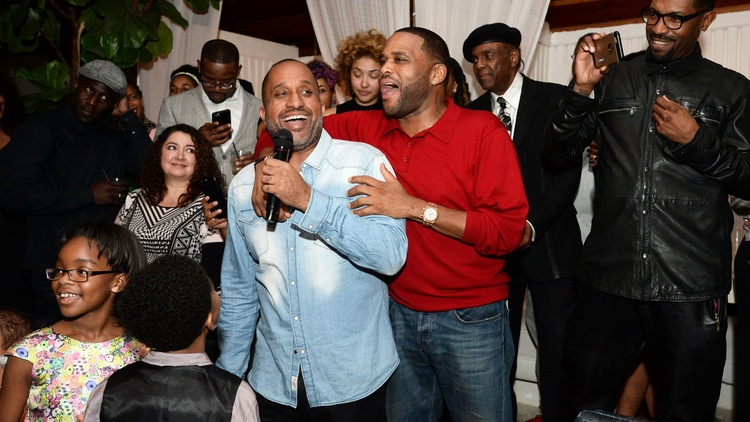 Black-ish creator Kenya Barris joins Elvis Mitchell to discuss utilizing his show as a conversation starter.
