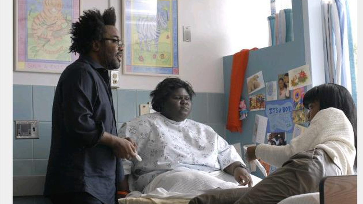 """Precious,"" the story of an overweight and abused Harlem single mother fighting to survive, won this year's Sundance Film Festival's Audience and Grand Jury prizes..."