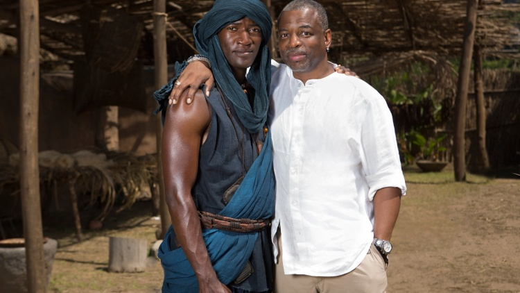 Actor LeVar Burton joins Elvis Mitchell to discuss his remake of the historically and culturally significant TV mini-series Roots.
