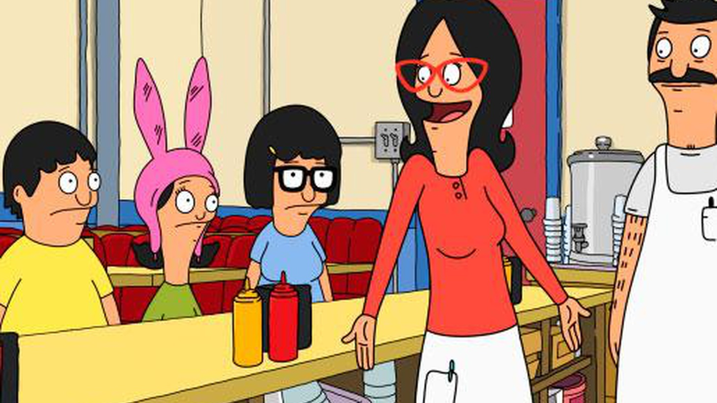 "Elvis Mitchell talks to creator Loren Bouchard and executive producer Jim Dauterive about ""Bob's Burgers,"" which airs every Sunday night on Fox."
