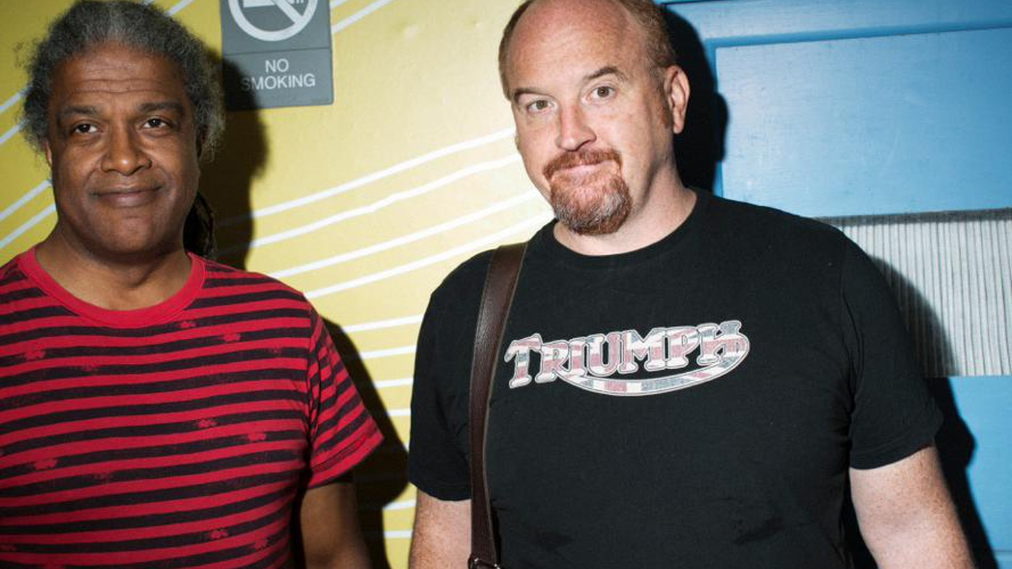 Elvis Mitchell talks to comedian Louis C.K. about his FX show 'Louie,' which he writes, directs, stars in and co-edits.