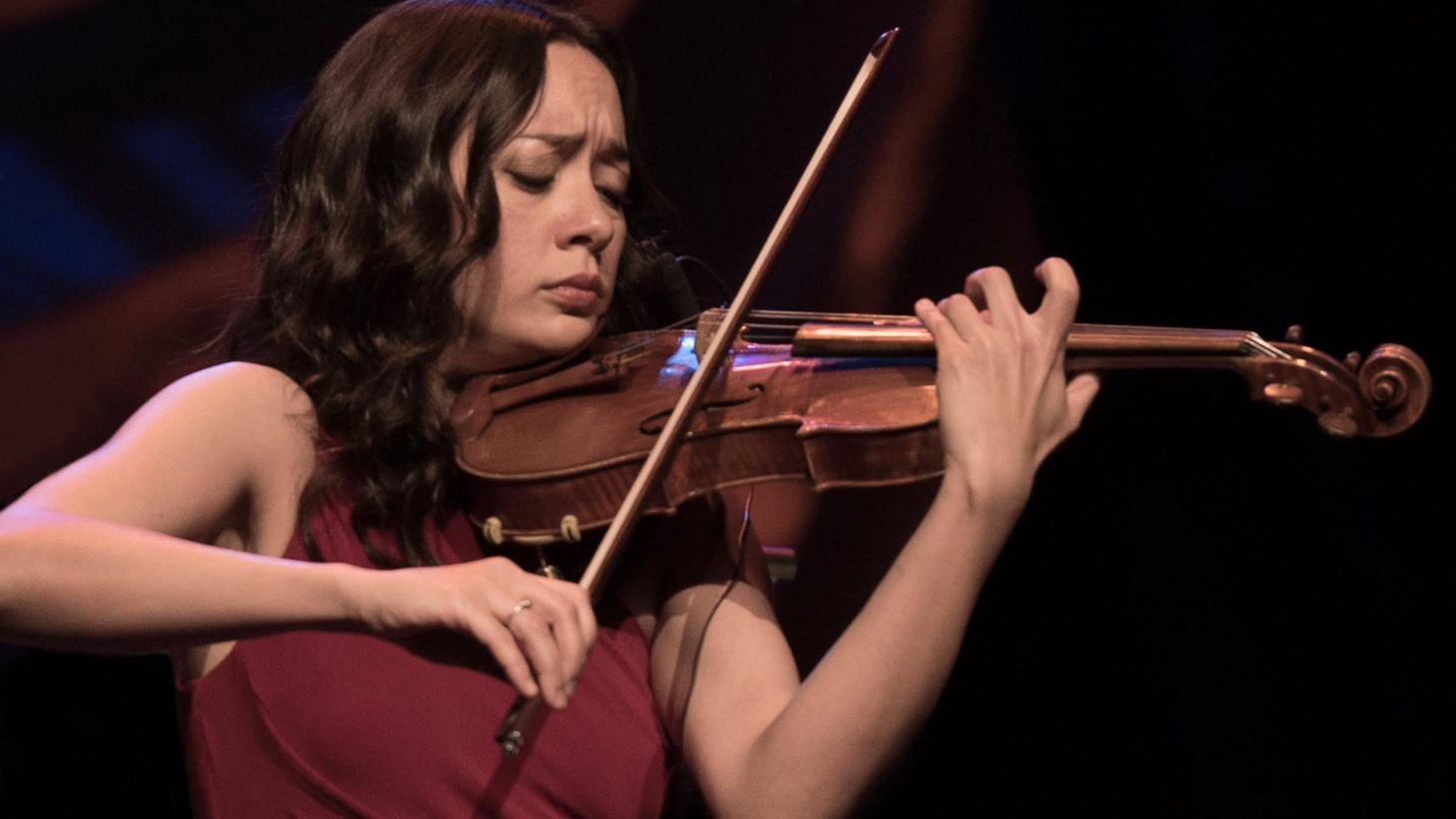 Violinist and actress Lucia Micarelli visits The Treatment to discuss her emotive performances as she prepares for PBS' An Evening with Lucia Micarelli.