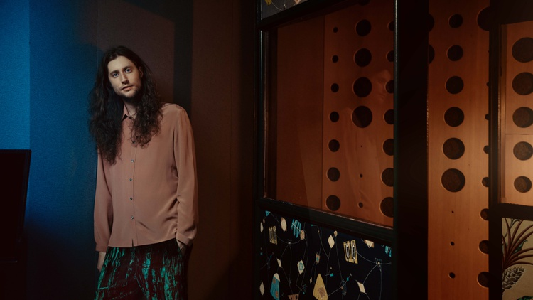"Swedish composer Ludwig Göransson talks Grammy wins with ""Black Panther"" and Childish Gambino."