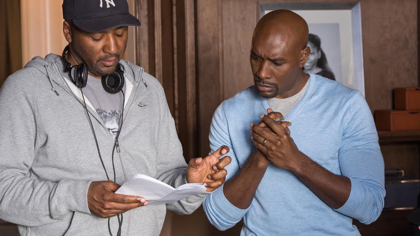 """Writer/director Malcolm D. Lee on why it took him 14 years to make a sequel to """"The Best Man."""" Plus, what is a 'black' movie, anyway?"""