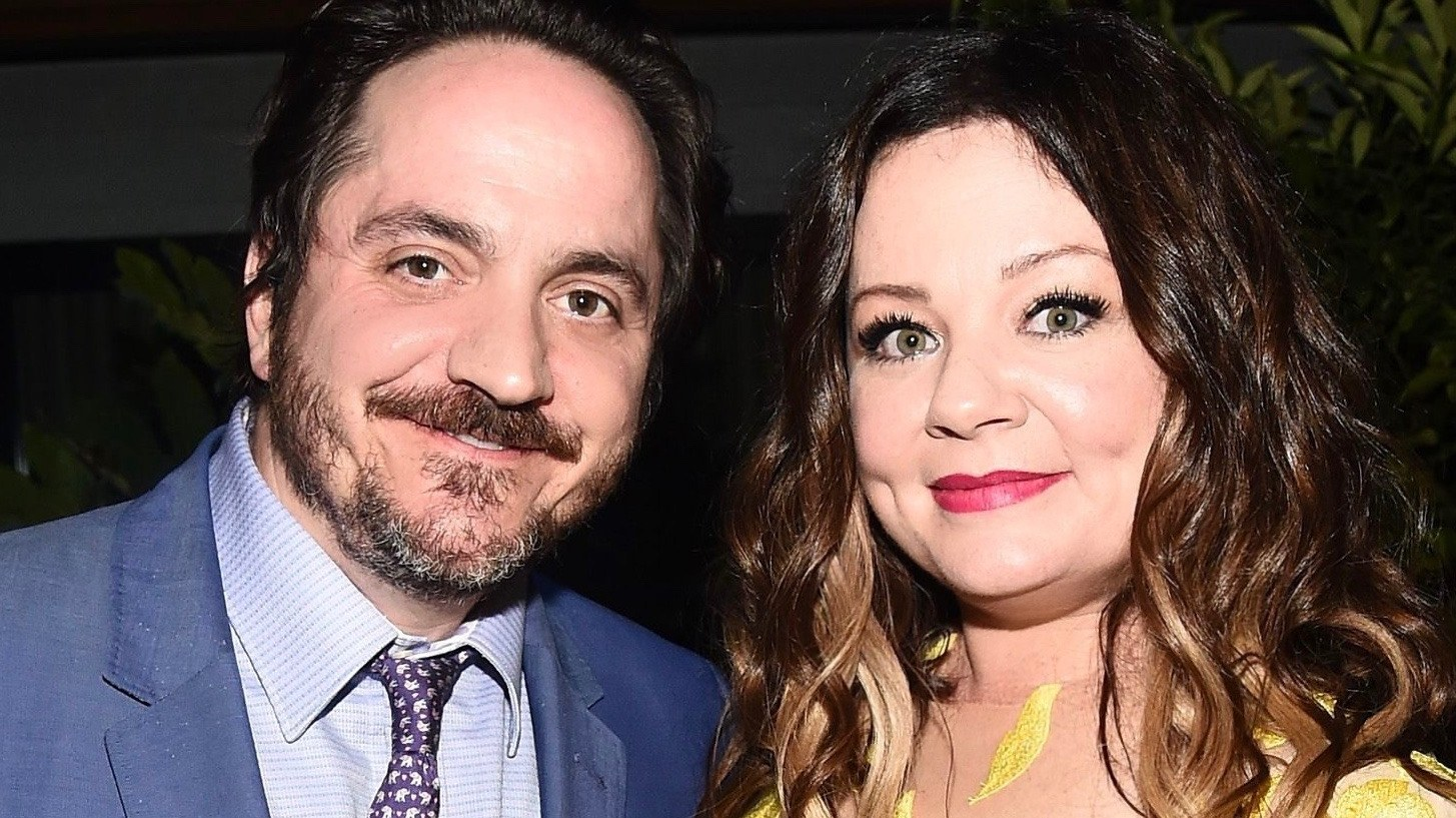 Actors and producers (and spouses) Melissa McCarthy and Ben Falcone on the enduring affection for Bob Ross.