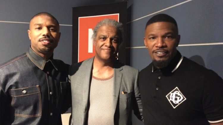 Michael B. Jordan and Jamie Foxx: 'Just Mercy'
