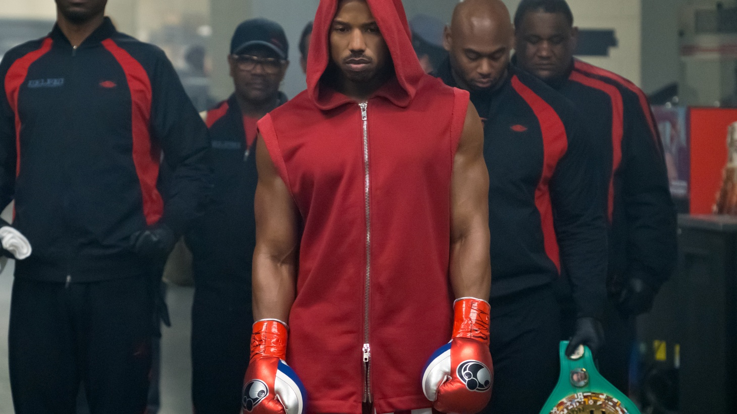"""Actor Michael B. Jordan talks pride and forging one's own path in """"Creed II."""""""