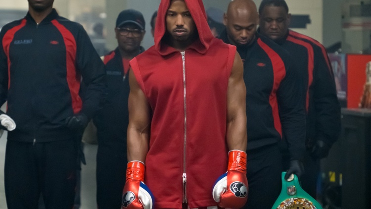 "Michael B. Jordan: ""Creed II"""