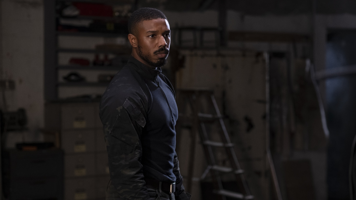 """Michael B. Jordan in """"Tom Clancy's Without Remorse."""""""
