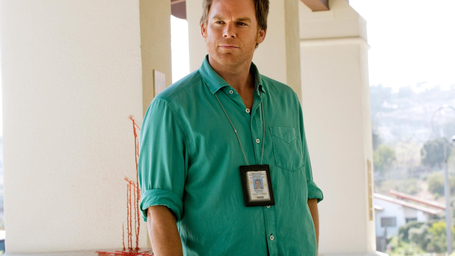 """With the series finale of """"Dexter"""" looming, award-winning actor Michael C. Hall reflects on the particular challenge of getting an audience to warm up to a lonely serial killer."""