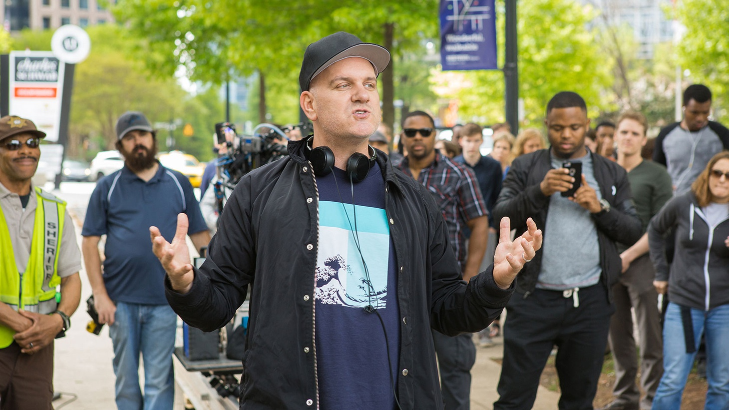 Actor Mike O'Malley explores with idea of giving back to those that help you become successful in the series Survivor's Remorse.