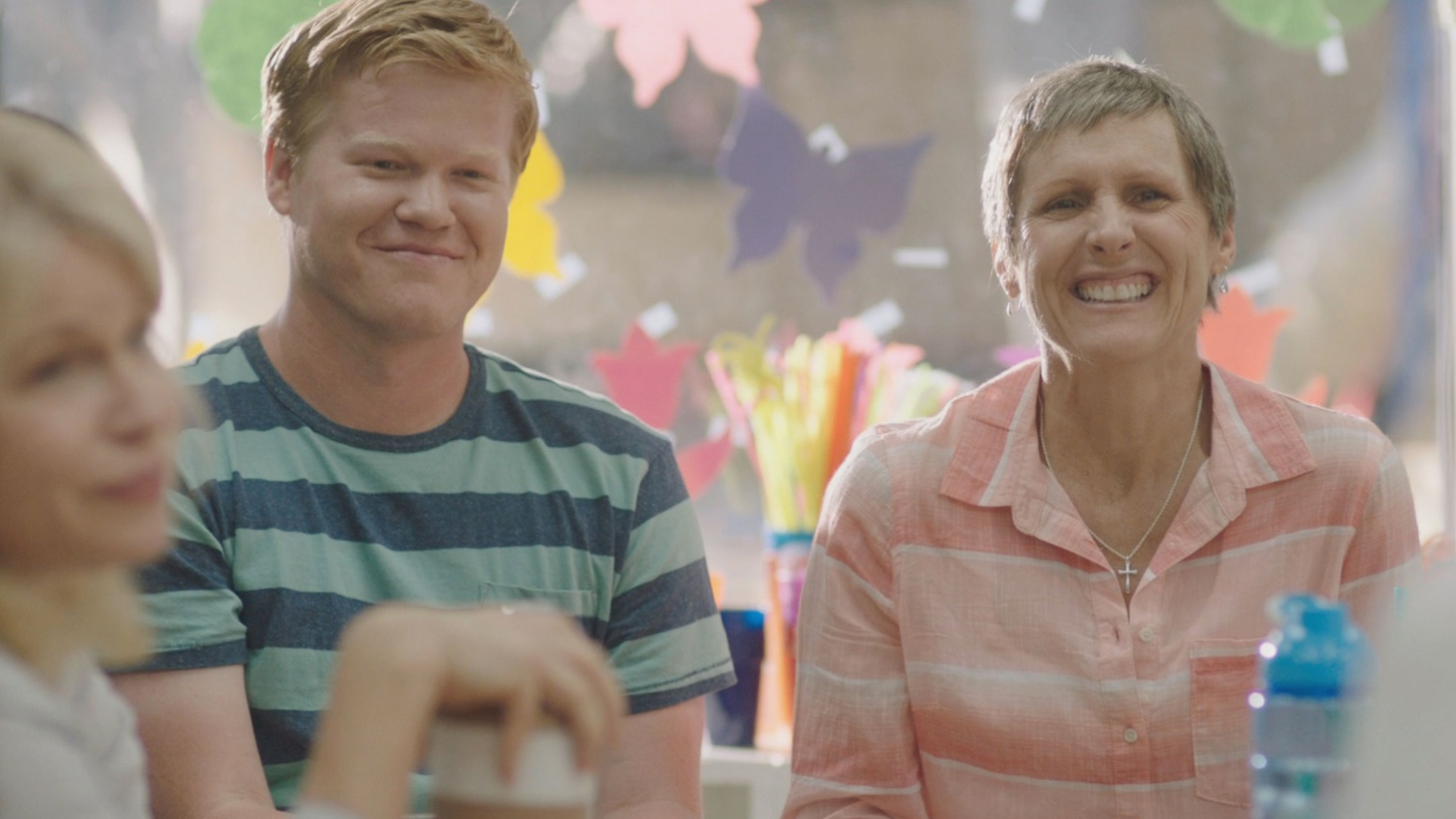 Actress Molly Shannon discusses her departure from comedy in emotional new film Other People.