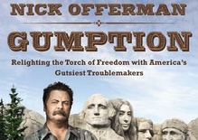 Nick Offerman: Gumption