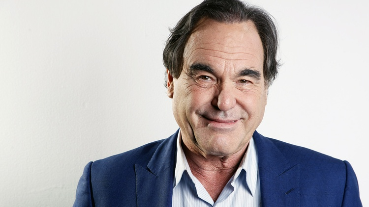 Oliver Stone: 'Chasing the Light'