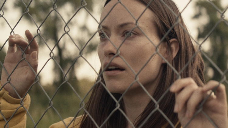 WEB EXCLUSIVE: Actress Olivia Wilde stops by to discuss her role as a grief stricken mother in the drama Meadowland.