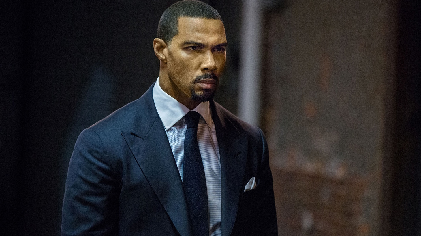 Actor Omari Hardwick stops by The Treatment to discuss his hesitation in playing lead role of Ghost in Starz' Power.
