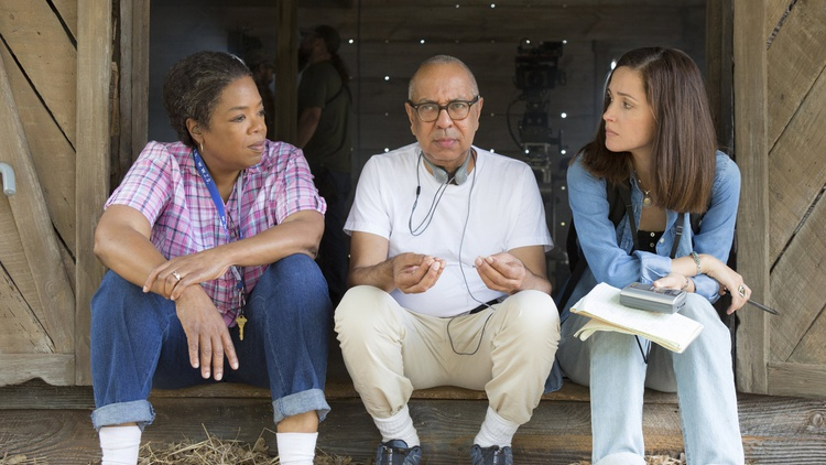 Actress Oprah Winfrey and director George C. Wolfe join Elvis Mitchell to discuss The Immortal Life of Henrietta Lacks.