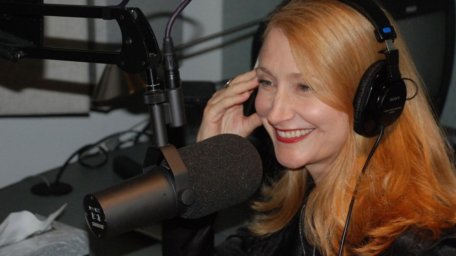 Actress Patricia Clarkson  (The Station Agent, Vicky Cristina Barcelona) moves from impulsive characters -- like  her roles in High Art and Whatever Works, to thoughtful  ones -- like her role in the new film Cairo Time.