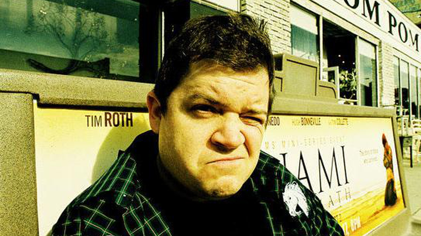 "Elvis Mitchell talks to comedian, actor, and ""celebrant"" Patton Oswalt about his milestone year, which yielded an incredible performance in Young Adult, as well as his memoir, Zombie Spaceship Wasteland."