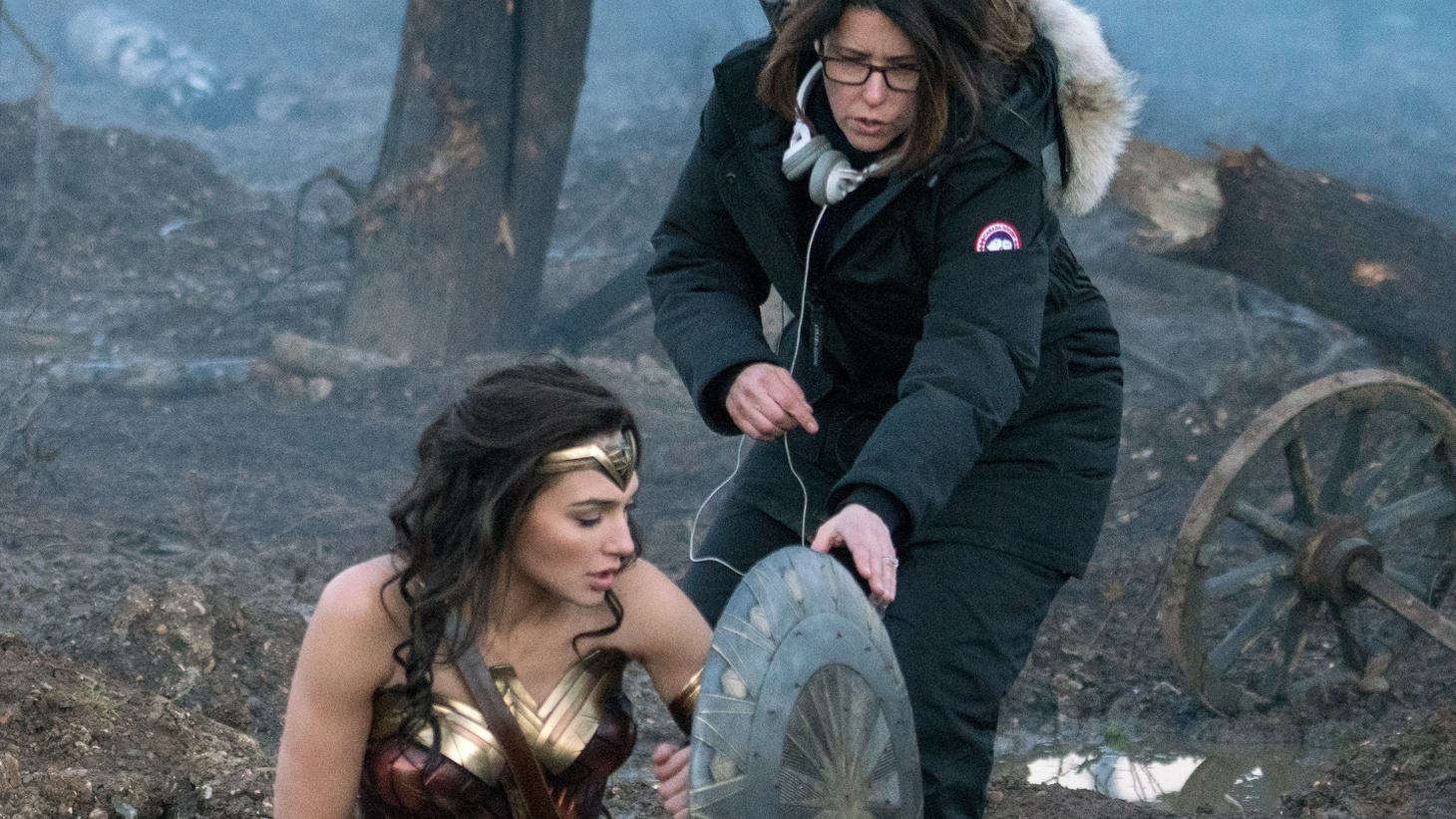 Director Patty Jenkins joins the DC Comics world with her take on Wonder Woman.